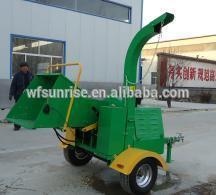 <Weifang Runsing Machinery Co., Ltd> DWC-22 Yanmar diesel wood chips screening machine