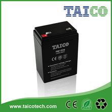 msds sealed lead acid battery 12v 2.5ah for Alarm system