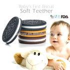 BPA Free Food Grade Custom Made Silicone Baby Teethers
