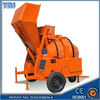 High speed JZR350 diesel self loading concrete mixer on sale