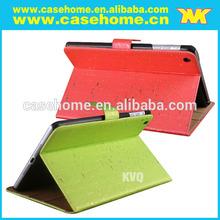 PU Leather stand smart cover for ipad mini