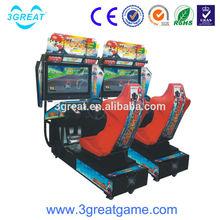 Mariocart indoor arcade race simulator machine