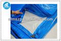 a prueba de agua del pe tela tejida pe lona para tiendas de campaña