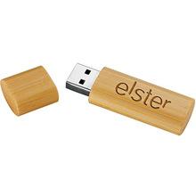 Custom Bamboo USB Flash Drive V.2.0(2GB)