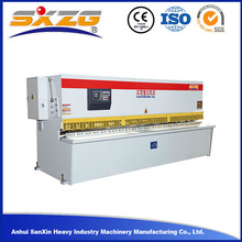 CNC swing beam steel plate sheet cutting machine