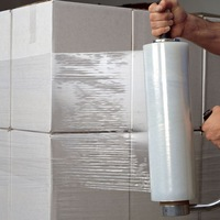 LLDPE Thickness Stretch Pallet Wrap Film Manufacturer