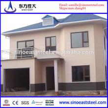 Promotion Price!!! manufacturer light prefab modern steel house manufacturer