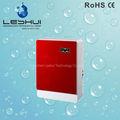 บริการoemสีแดงขนาดใหญ่ราคาต่ำเพชรน้ำroเครื่องกรองน้ำกรองชีวภาพ