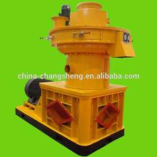 CS Vertical ring die 1-1.5t/h wood pellet mill