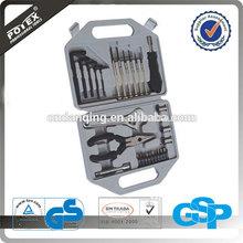 29 Pcs Plastic Equipment Tool Case / Plastic Handles for Tools Set