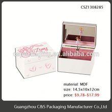 Sales Promotion High-End Handmade Custom Musical Classics Music Box