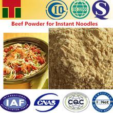 Beef Flavor for Instant Noodles