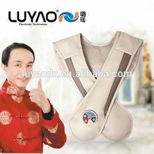 LY-803S shiatsu neck massage cushion & belt, kneading massager
