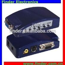 Good price VGA Composite RCA Video S-video tv converter