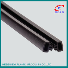 Custom rubber sealing strips/EPDM rubber seal strip/rubber protective seal