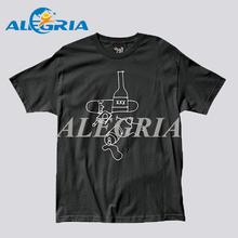 O-neck high quality custom man blank t-shirts