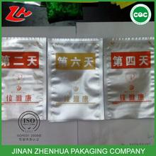 good air barrier moisture proof packaging plastic vacuum bag