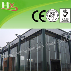 CE approved building glass