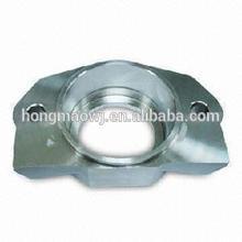 custom precision aluminum part cnc works