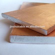 Enameled copper clad aluminum/copper coated aluminum winding wire
