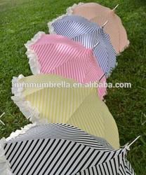 23inch NEW pricess umbrella-pagoda UMBRELLA 8 RIBS