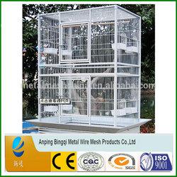 High quality best price bird cage wire panels / bird breeding cage