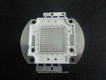 2014 newest diy led grow light,100w multi-chips full spectrum grow led+heat sinks supply