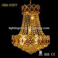 2015 vente chaude décorer chandelier décoration de mariage C1077