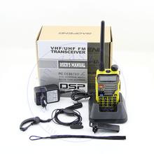 pc programmable radio receivers BAOFENG UV-5RA+ dual band 136-174MHz 400-520MHz radio station