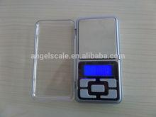 200g/ 0.01g Digital Scale Pocket Jewelry Gold Diamond Carat Balance