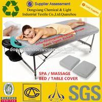 Disposable SPA Non woven Bed Sheet