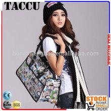 TH1203 PU leather handles School book bag cheap handbags free shipping