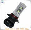 Ultra bright dc12 - 24v led bulb 80w led cree 80w car led 80w car bulb h4 car bulb
