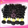 Can be dye&iron remy real hair extention