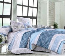 sheet,2013 varies family pattern Microfiber bedding sets 100%polyester