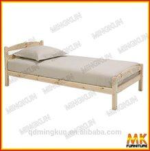 custom wood bunk beds/mango wood bed/wood frame sofa bed