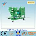 Uygun atık dielektrik yağ filtrasyon ekipmanları, vakum dehydrating, gaz alma, hızlı filtreleme parçacık, yüksek temizlik