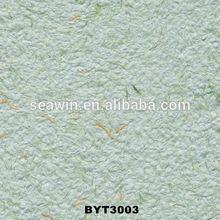 plant fibre wall finishes coating decoration
