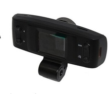 Full HD 1080P Car DVR Built-in GPS and G-Sensor,car speed showing