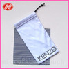 microfiber pouch microfiber cloth pouch,speciality custom making name card pouch