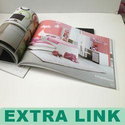 Printing Magazine,Fashion Magazine Printing, Print High Quality Magazines(Reasonable Factory Price)