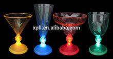 Wedding decoration ideas,glow champagne glass , Wedding decoration materials