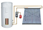 200L Split Pressurized Heat Pipe Vacuum Tube Solar Water Heater System
