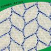 snowflake lace fabric,royal blue lace fabric,german lace fabric
