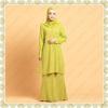 Transend 16018 Modest Islamic Clothing Wholesale Baju Kurung Malaysia