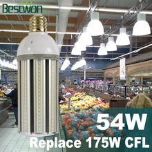 LED Warehouse Light 54W:5Years Warranty,UL Listed,Enclosed Fixture Usable,Wet Location Usable