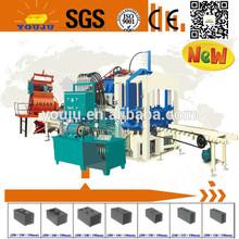 QT4-20C used brick making machinery for sale
