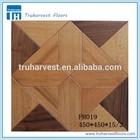 Luxury American Walnut and Oak Parquet Wood Flooring