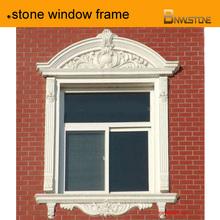 european style,creative,durable stone window frame