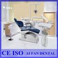 [ Aifan dentaire ] Dental Supply Protable pliable unité dentaire président avec lampe et outil plaque
